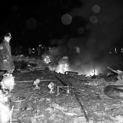 Pan American Airways Crash Worst Disaster in Maryland History