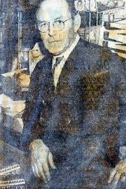 President Fillingame.  Balto Sun Photo, 1941
