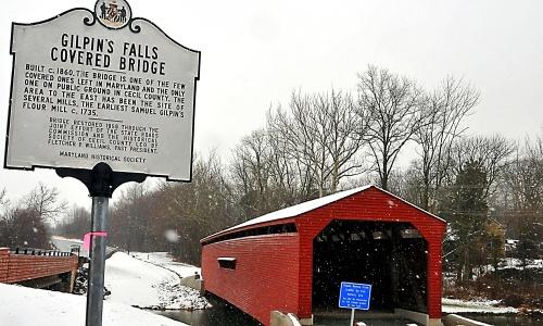 covered bridge 313a