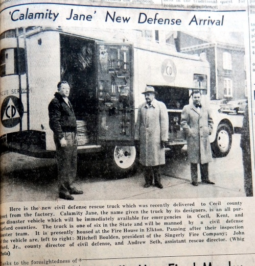 CD clamity jane cecil whig dec 3 1953a