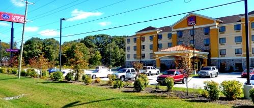 Comfort Suites Hotel Elkton