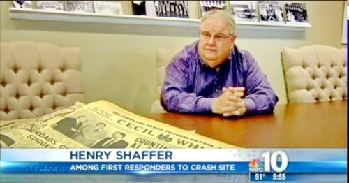 In 1963, Henry Shaffer was a 16-year-old rookie firefighter with the Singerly Fire Company when he answered the alarm 50 years ago.